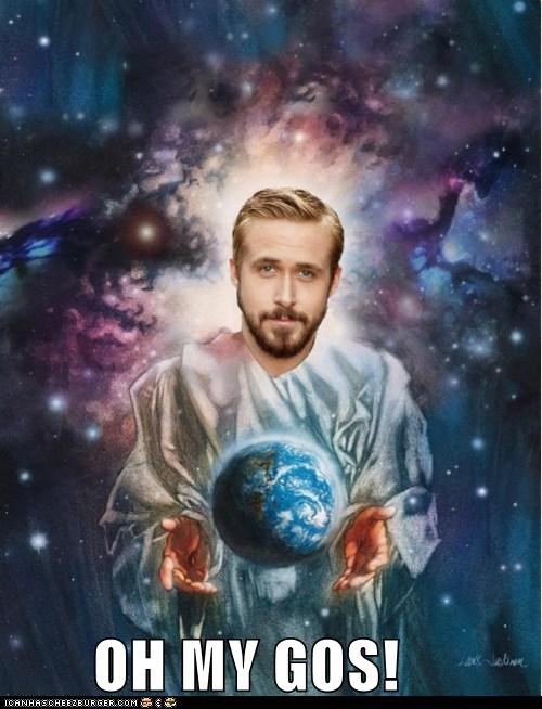 amazing god heavenly father Ryan Gosling