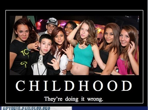 after 12 bros childhood children club clubbing doing it wrong douchebag g rated parenting-no-thanks tragic - 5498241792