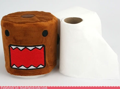 bathroom cover decor domo toilet paper TP - 5498415872