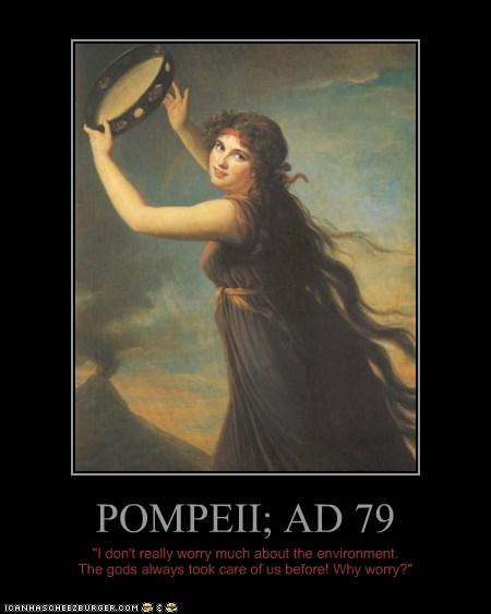 art historic lols painting pompeii volcano - 5498553856