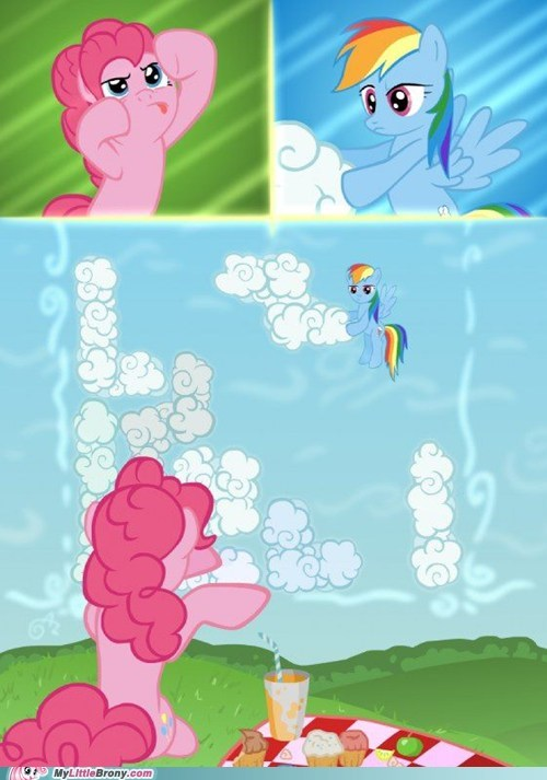 best of week comics cupcakes pinkie pie rainbow dash tetris - 5499101952