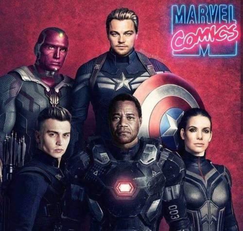houseofmat avengers