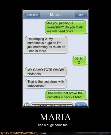 cameltoe hilarious huge maria text - 5499243776