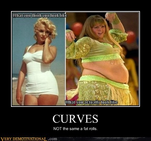 curves fat jokes fat rolls hilarious marilyn monroe Sexy Ladies - 5499379712
