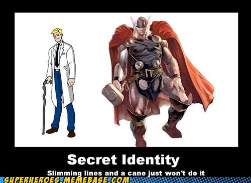 scientist secret identity Super-Lols Thor - 5499723776
