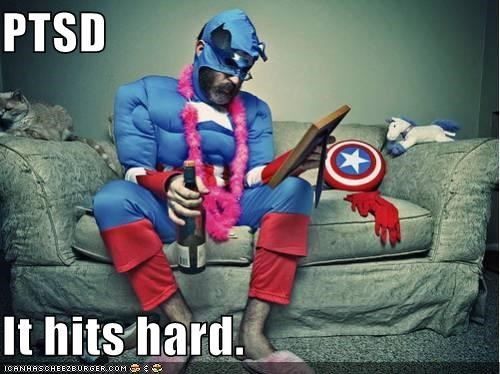 captain america ptsd Sad Super-Lols wtf - 5499759104