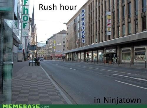 lol Memes ninjas rush hour - 5500257792