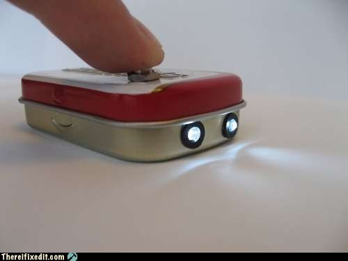 altoids flashlight neat not a kludge - 5500263680