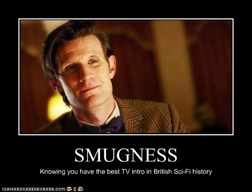 best best of the week British doctor who intro Matt Smith science fiction the doctor - 5500526336