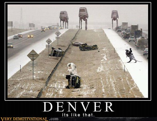 denver hilarious Hoth snow star wars - 5500929536