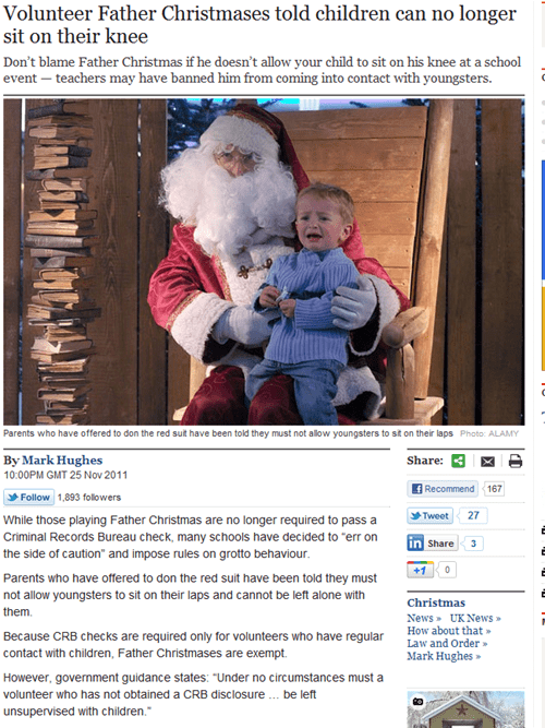 background,check,creepy,mall,news,santa,security