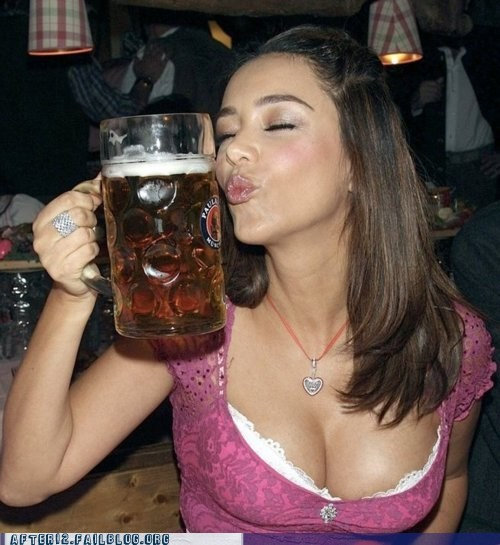 bar,beer,bewbs,drinking,duck face,exploitation,free beer,personality,woo girls