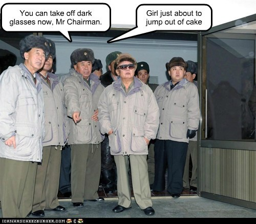 Kim Jong-Il marilyn monroe North Korea political pictures