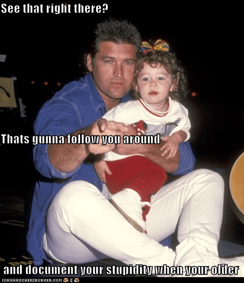 Babies Billy Ray Cyrus miley cyrus paparazzi young - 5501673984