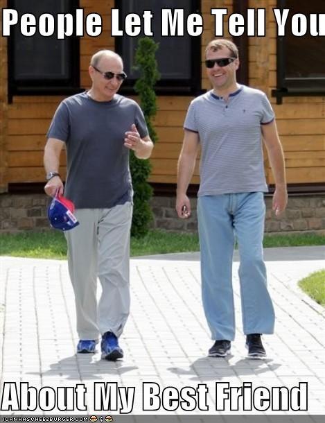 Dmitry Medvedev political pictures Vladimir Putin - 5502362368