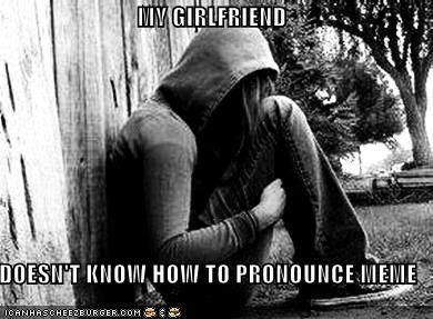 emolulz First World Problems gf girlfried meme - 5502547968