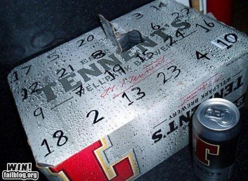 advent alcohol beer calendar christmas - 5503694592
