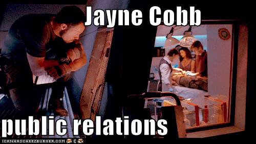 adam baldwin Firefly jayne cobb nathan fillion public relations - 5504135424