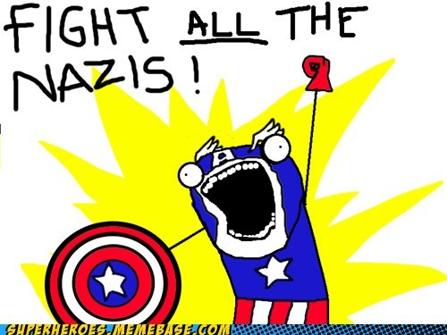 all the things captain america nazis Super-Lols - 5504205312