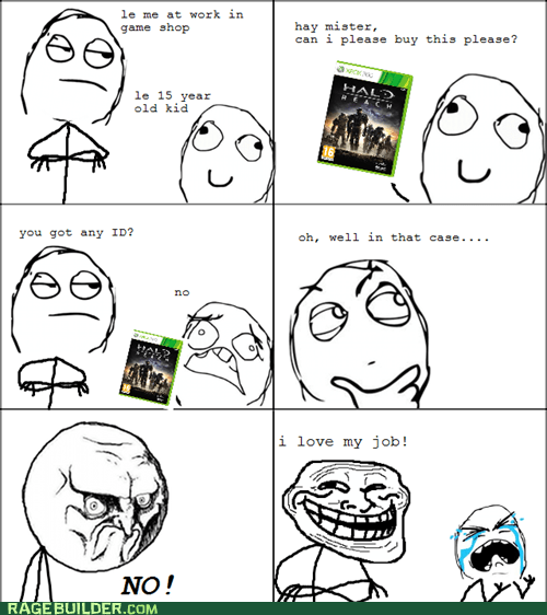 halo,id,Rage Comics,troll,video games