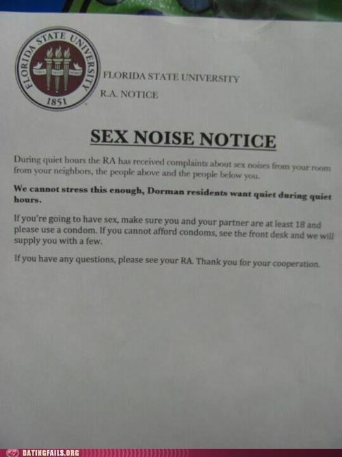college complaint dorms quit it sex noises stevie ray vaughn We Are Dating - 5504927744