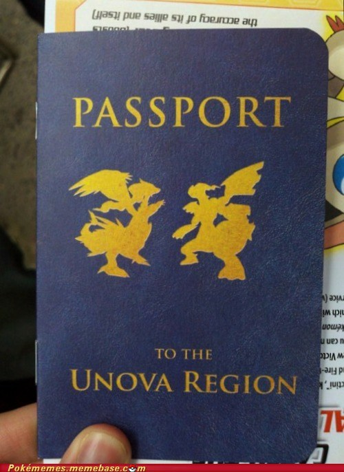 best of week IRL journey passport Pokémon to be the very best unova