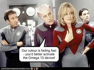 Alan Rickman device galaxy quest sigourney weaver - 5505246208