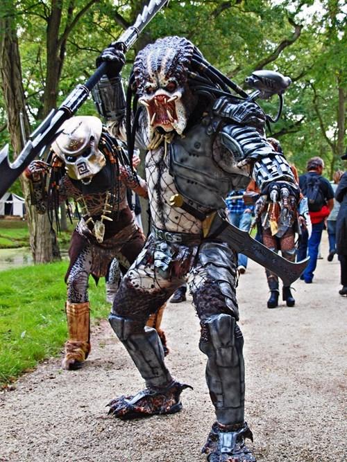cosplay,movies,predators,scifi