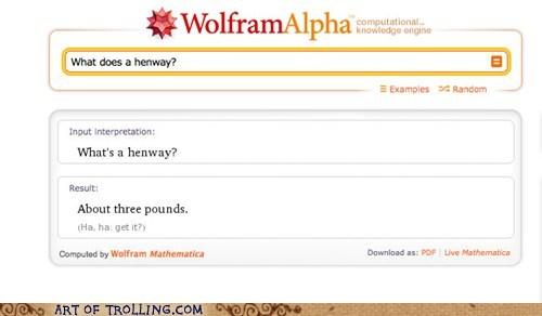 henway joke wolfram alpha - 5508869120