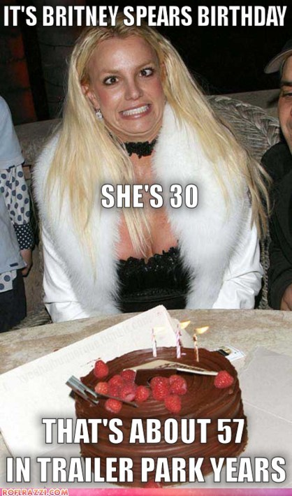britney spears celeb funny Hall of Fame happy birthday Music - 5508950784