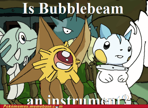 awesome best of week bubblebeam crossover patrick SpongeBob SquarePants staryu - 5508971520