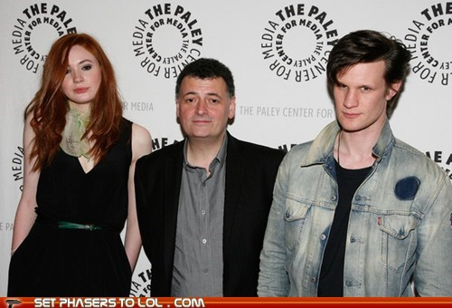 david yates doctor who karen gillan Matt Smith Movie news stephen moffat the doctor - 5509082880
