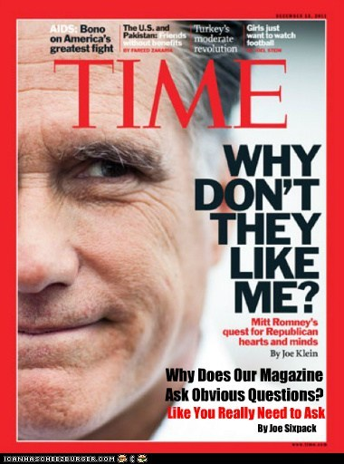 Mitt Romney political pictures time magazine - 5509113344