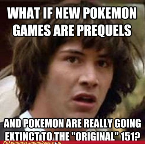 best of week conspiracy keanu reeves meme Memes prequels - 5509233152