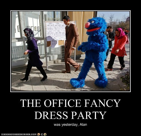 political pictures Sesame Street - 5509386496