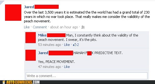 facebook,peace,peace movement,peach,peach movement