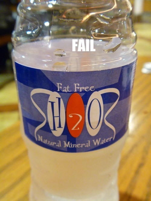 fail nation g rated ingredients product fail water