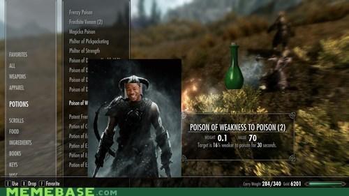 poison weakness yo dawg - 5509925376