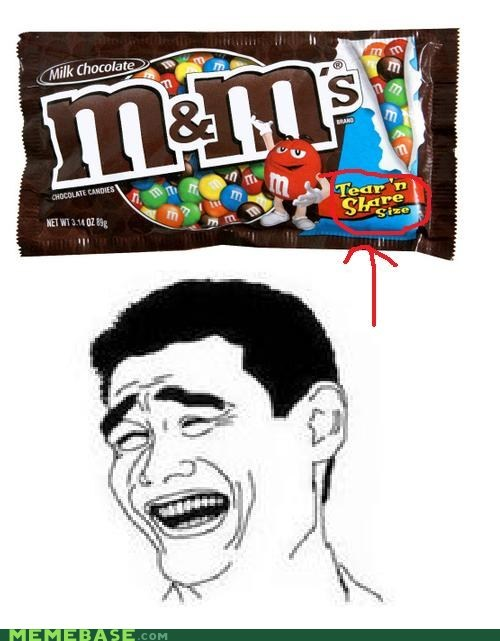 candy,chocolate,m and ms,Mars,Rage Comics,sharing