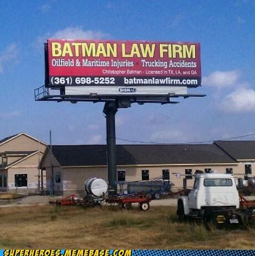 batman sign Superhero IRL wtf - 5510215680