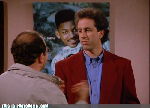 awesome costanza seinfeld TV will smith - 5510301696