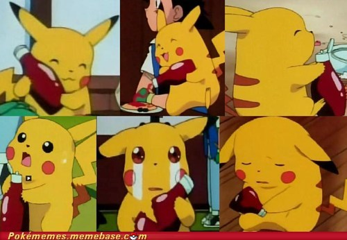anime comic ketchup pika pikachu Sad tv-movies - 5511122688