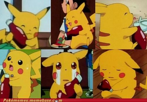 anime comic ketchup pika pikachu Sad tv-movies - 5511122688