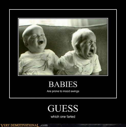 angry Babies fart guess happy hilarious - 5511125248