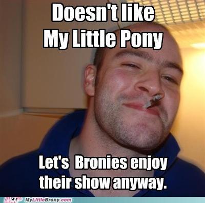 best of week Bronies brony Good Guy Greg its-cool meme - 5511740672