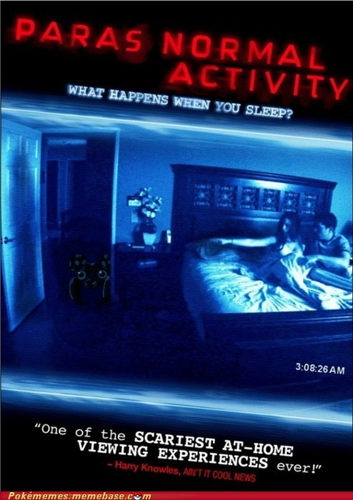 crossover Movie para normal activity - 5511744000