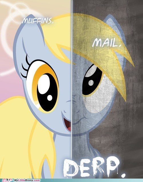 art derpy hooves ditzy doo mail muffins - 5511767808