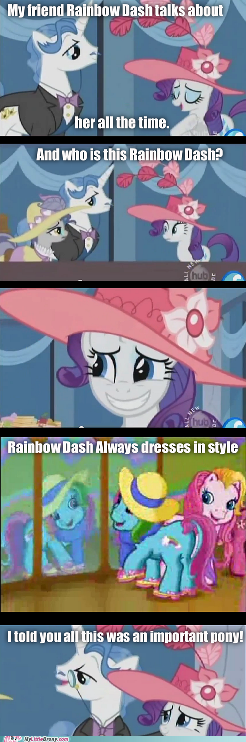 best of week comic comics important pony rainbow dash rarity - 5512630272