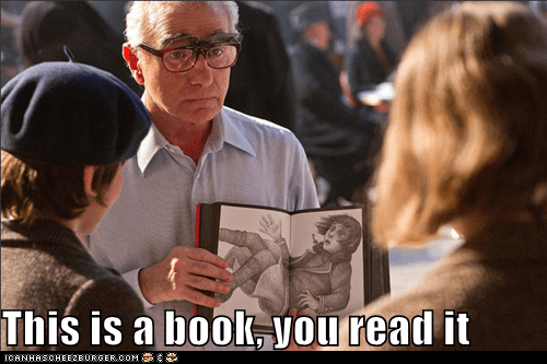 books,directors,martin scorsese,reading