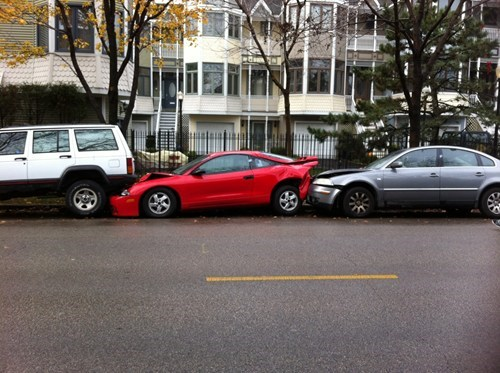 cars,crash,driving,parking